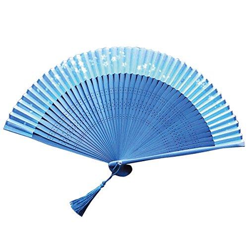 藍花月 扇子袋セット 桜 R00301-72 B071F412VD