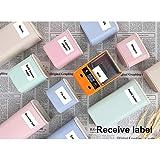 JINGCHEN B11 Bluetooth Portable Thermal Label