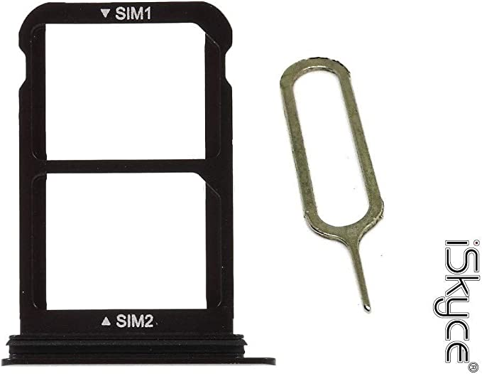 Amazon.com: OEM doble Nano Sim bandeja Micro sd para Huawei ...