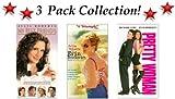 Julia Roberts 3 Pack Special! My Best Friend's Wedding, Erin Brockovich & Pretty Woman