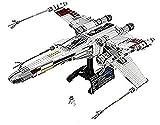 Light My Bricks Star Wars UCS RED Five X-Wing Starfighter Lighting KIT 10240 (Lego Set NOT Included)