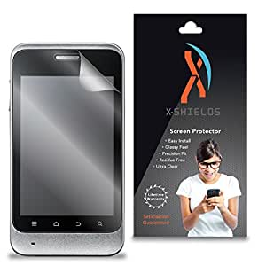 XShields (4-Pack) Screen Protectors for ZTE N788 (Ultra Clear)