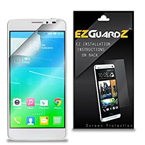 (6-Pack) EZGuardZ Screen Protector for Alcatel OneTouch Idol X+ (Ultra Clear)