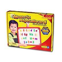 * MAGNETIC ALPHABOARD 99 PCS 11 X 14