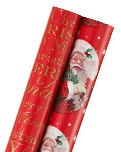 American Greetings Christmas Wrapping Paper