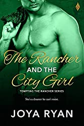 The Rancher and The City Girl (Temping the Rancher)