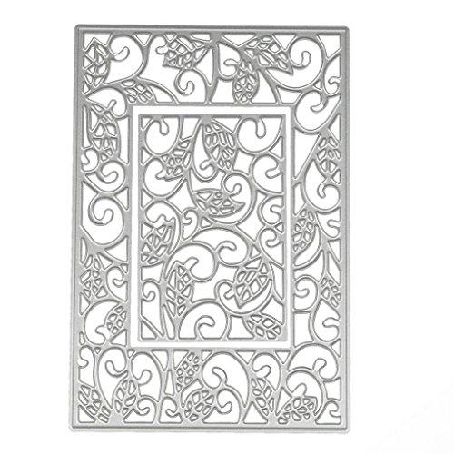Metal Die Cutting Dies,iHPH7 Stencil for DIY Scrapbooking Album Paper Card Decor Craft Folder M-139 ()