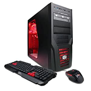 CyberpowerPC Gamer Xtreme GXi980 Desktop (Black/Red) (Discontinued by Manufacturer)