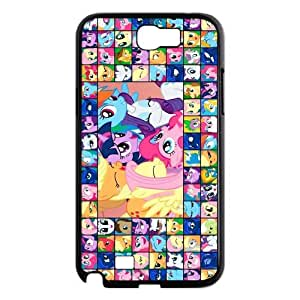 Custom My Little Pony Hard Back Cover Case for Samsung Galaxy Note 2 NT611