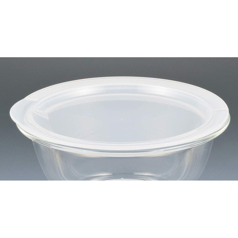iwaki ボウル 耐熱ガラス 丸型 4点セット