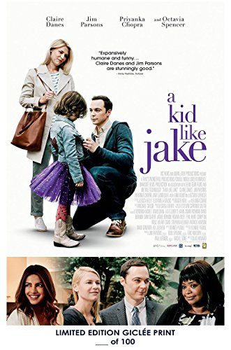 Lost Posters A Kid Like Jake Movie Poster 12 x 18