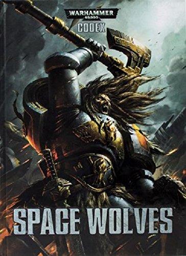 Space Wolf Codex (2014) Warhammer 40K