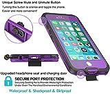 CellEver iPhone 6 / 6s Case Waterproof Shockproof