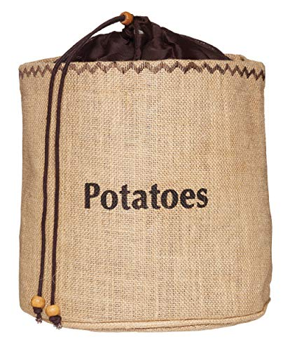 Burlap Potato Storage Sack