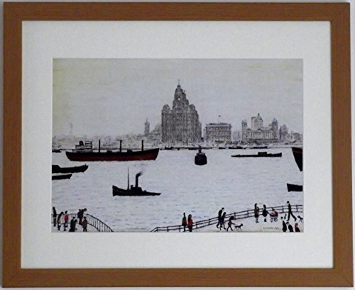 Lowry Large Framed Print / Picture