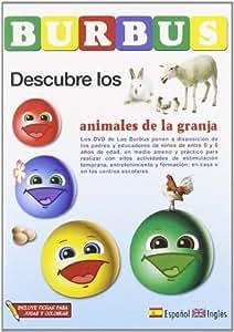 Burbus descubre animales en la granja [DVD]