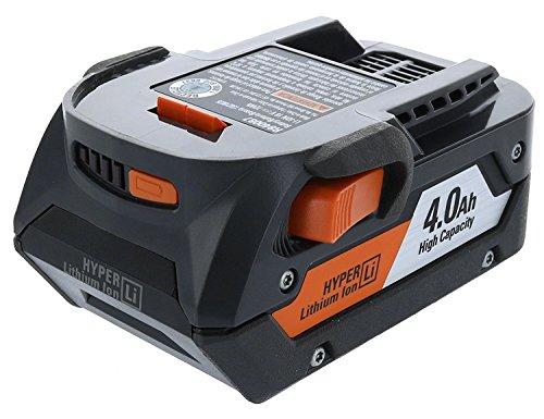 Ridgid Genuine OEM R840087 18V Hyper Lithium-Ion 4AH Single Battery (18 Volt Battery Ridgid)