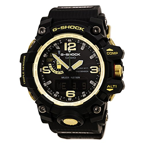 G Shock Unisex GWG 1000GB 1ACR Black Watch