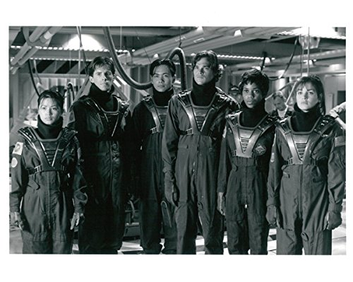 Space Above and Beyond Original 8x10 Photo of Cast at