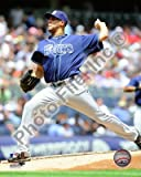 David Price Rays Pitching 8x10 Photo