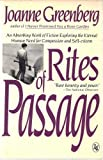 Rites of Passage, Joanne Greenberg, 0030036771