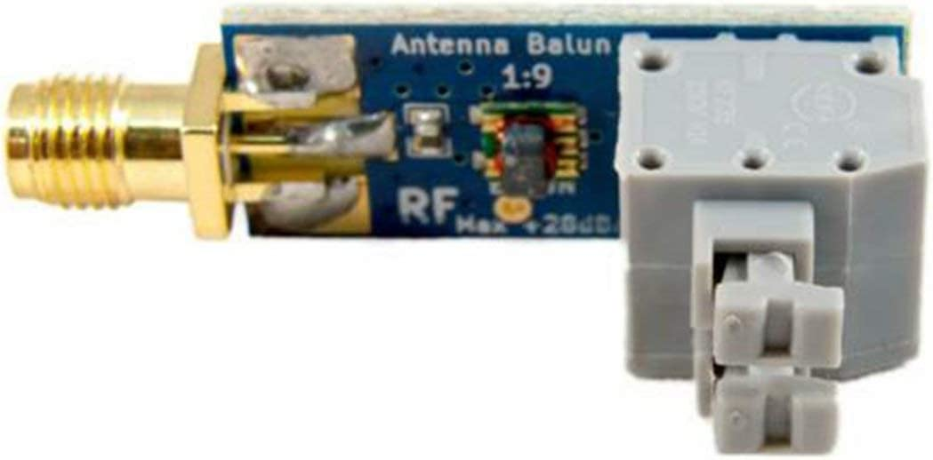 HF Balun 1: 9 Tiny Balun 1: 9 de bajo Costo; Antena HF de ...