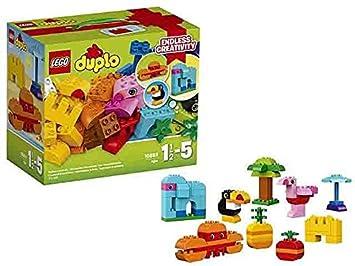 Duplo Weihnachten.Lego Duplo Behälter Des Herstellers Spielzeug Spiele Bildung Lernen