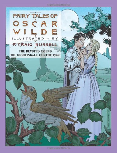 Download The Fairy Tales of Oscar Wilde, Vol. 4: The Devoted Friend & The Nightingale and the Rose pdf