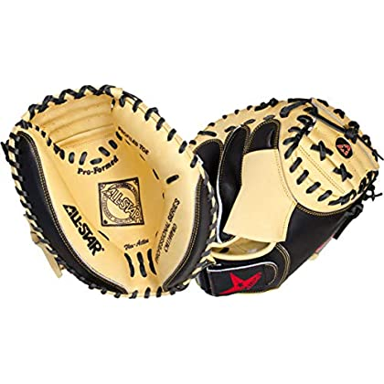 Image of All-Star Pro Series 33.5' Baseball Catcher's Mitt Catcher's Mitts