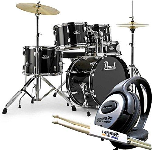 Pearl Roadshow RS585C C31 Schlagzeug + KEEPDRUM Kopfhörer + 1 Paar Drumsticks GRATIS!