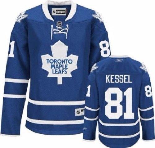 NHL Eishockey Trikot/Jersey Damen/Ladies/Women TORONTO MAPLE LEAFS Phil Kessel #81 blau in SMALL (S) rbk