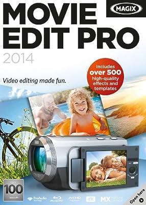 MAGIX Movie Edit Pro 2014 - Free Trial [Download]