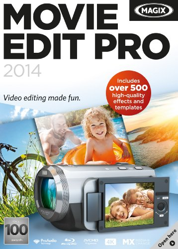 MAGIX Movie Edit Pro 2014 - Free Trial [Download]
