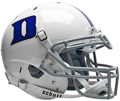 NCAA Duke Blue Devils Authentic XP Football Helmet by Schutt