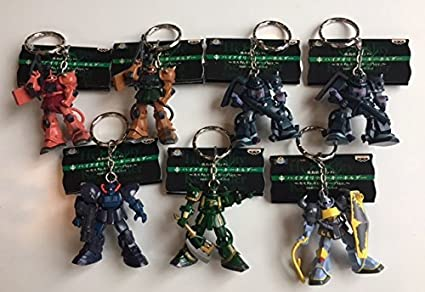 Amazon.com: Importado de Japón Mobile Suit Gundam llavero ...