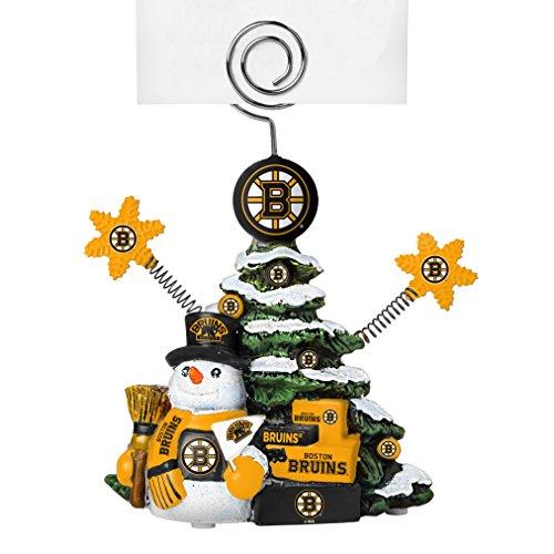 NHL Boston Bruins Tree Photo Holder