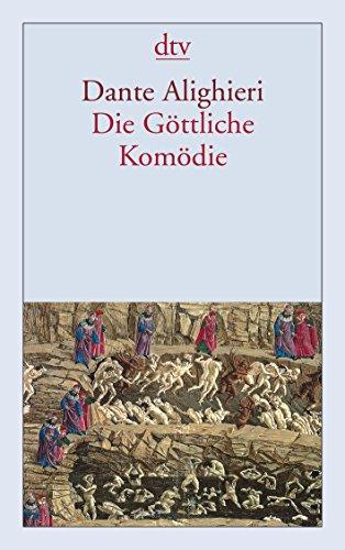 Die Göttliche Komödie. Aus dem Italienischen übertragen von Wilhelm G. Hertz. (9. Aufl.)