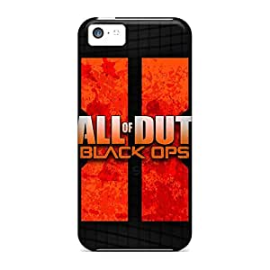 iphone 5c Special cell phone covers Awesome Phone Cases Series call of duty black ops 2 logo