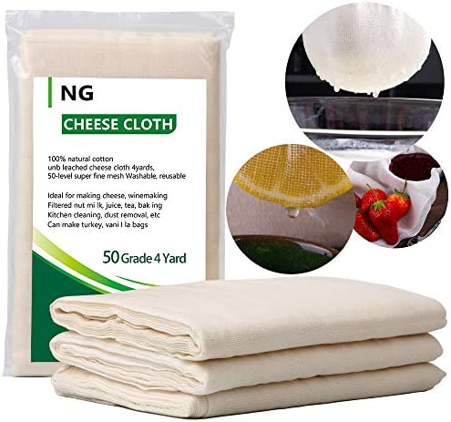 Unbleached Cheesecloth Roasting Decorating Washable product image