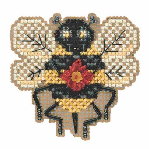 The Buzz - Beaded Cross Stitch Kit MH184104