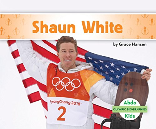 Shaun White (Olympic Biographies)