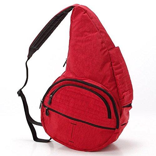 ヘルシーバックバッグ(HEALTHY BACK BAG) 【肩への負担を減らした体に優しい】ヘルシーバックバッグ(テクスチャードナイロン ビッグバッグ)