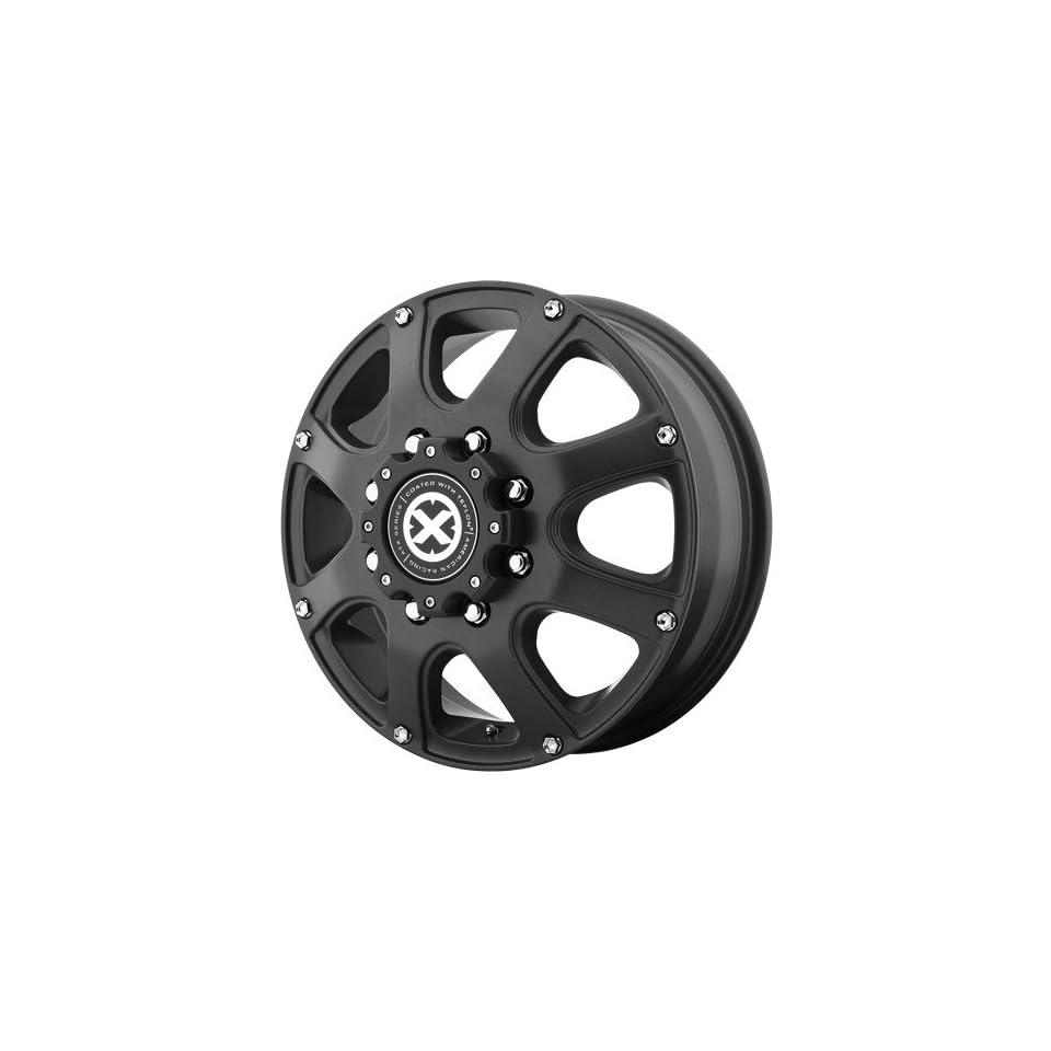 ATX Series AX189 Ledge Dually Textured Black Wheel  (17x6/8x200mm, +134mm offset)