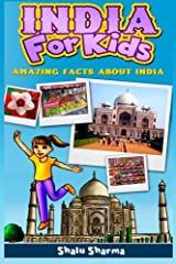 India For Kids: Amazing Facts About India Paperback