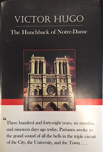 The Hunchback of Notre-Dame (Borders Classics) (Dame Border Notre)