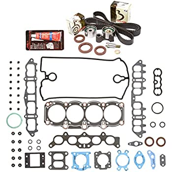 Evergreen HSTBK2039 Head Gasket Set Timing Belt Kit 91-95 Toyota Celica MR2 Turbo 2.0 DOHC 3SGTE