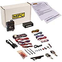 Complete 2 Way Remote Start Kit for Select GM Vehicles - Buick [2006-2014], Cadillac [2006-2014], Chevrolet [2006-2009], Saturn [2008-2010] - Includes Copyrighted Tip Sheet for Easy Install