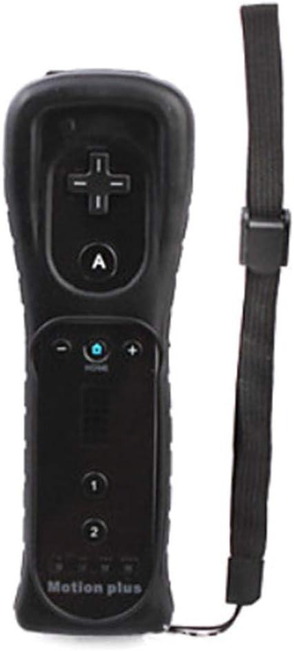 Fernbedienung Wireless Controller Mit Silikonhülle Und Armband Für Wii Motion Plus Baumarkt