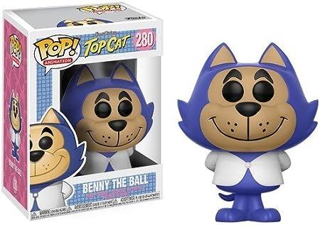 Hanna-Barbera Figura de Vinilo Benny The Ball (Funko 13660)