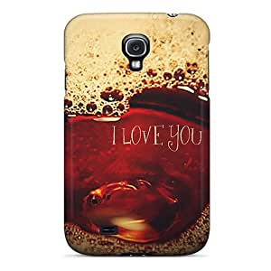 Cute High Quality Galaxy S4 I Love You Case
